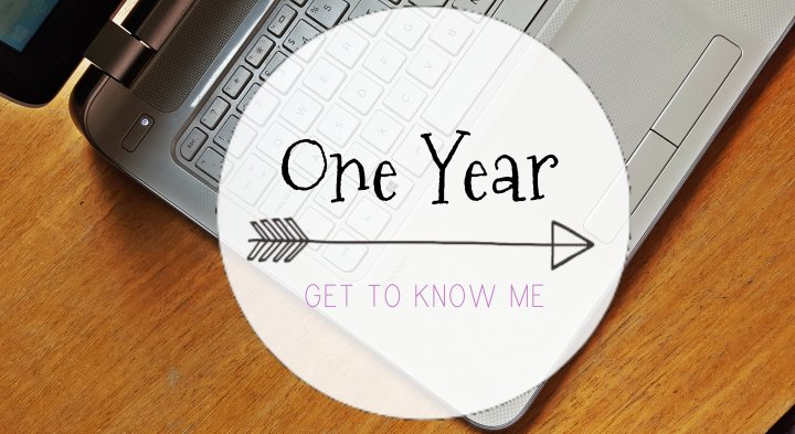 A Year of rachaelic: Getting To KnowMe