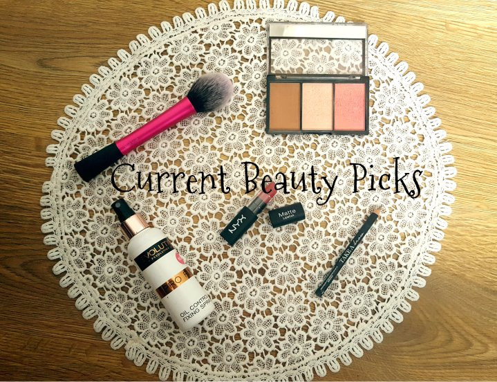Five Cheap Beauty Picks I'm Loving RightNow