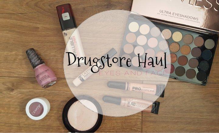 The Beauty Edit: A Cheeky DrugstoreHaul