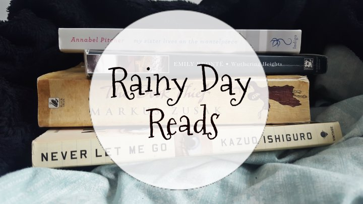 Four Chilling Reads For A RainyDay
