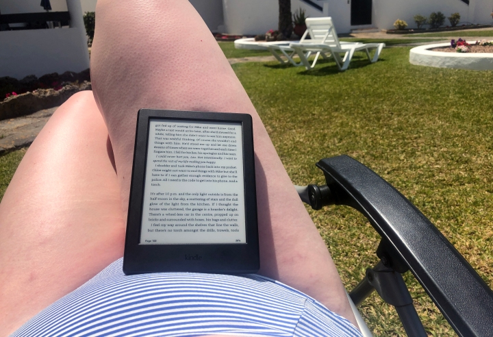 What I Read On Holiday (Ft.NetGalley)